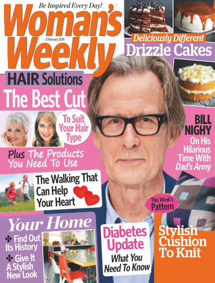 Woman's Weekly - UK February 03, 2016 00:00