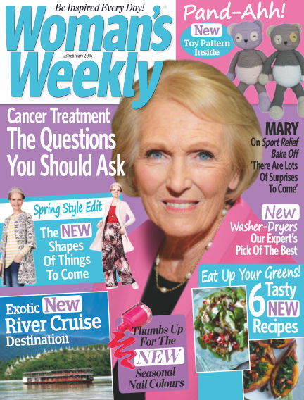 Woman's Weekly - UK February 24, 2016 00:00