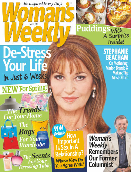 Woman's Weekly - UK March 02, 2016 00:00