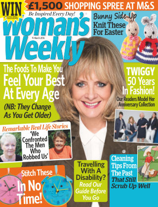 Woman's Weekly - UK 15th March 2016