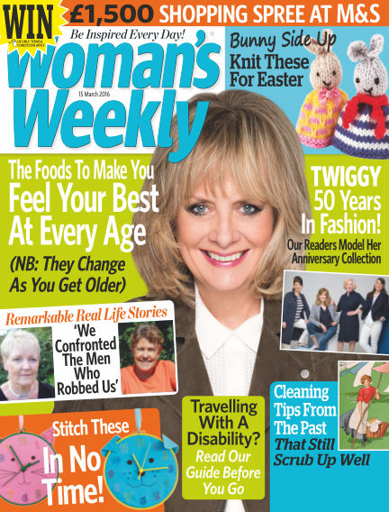 Woman's Weekly - UK March 16, 2016 00:00