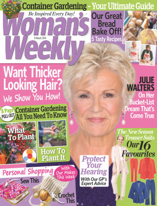 Woman's Weekly - UK 8th March 2016