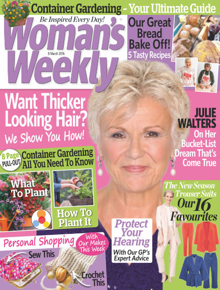 Woman's Weekly - UK March 09, 2016 00:00
