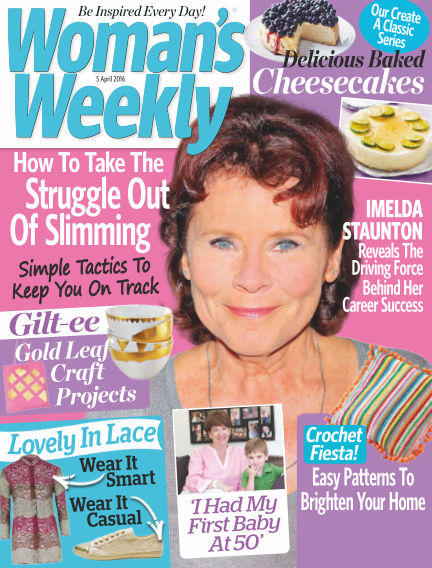 Woman's Weekly - UK March 30, 2016 00:00