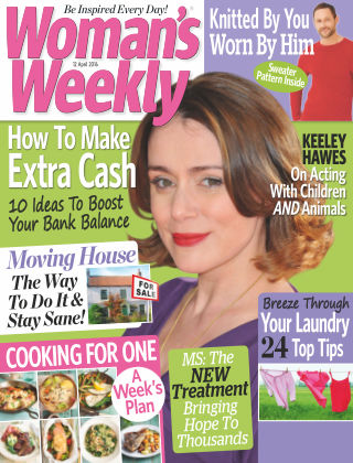 Woman's Weekly - UK 12th April 2016