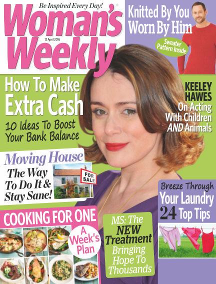 Woman's Weekly - UK April 06, 2016 00:00