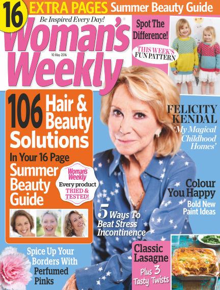 Woman's Weekly - UK May 04, 2016 00:00