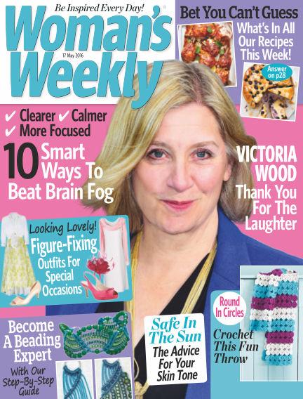 Woman's Weekly - UK May 11, 2016 00:00