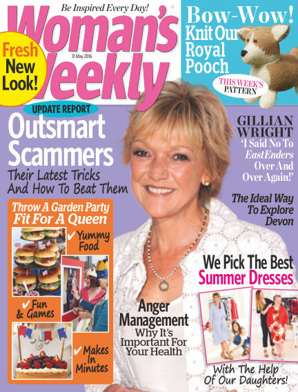 Woman's Weekly - UK May 25, 2016 00:00