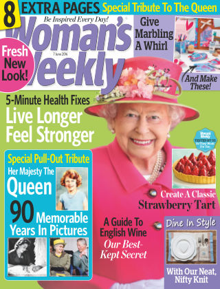 Woman's Weekly - UK 7th June 2016
