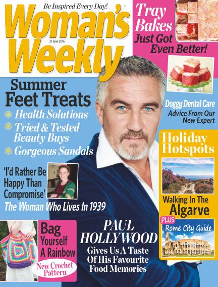 Woman's Weekly - UK June 15, 2016 00:00