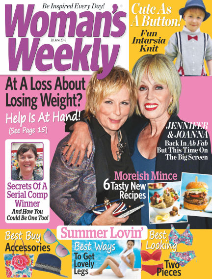 Woman's Weekly - UK June 22, 2016 00:00