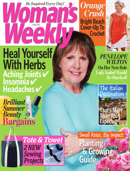 Woman's Weekly - UK June 29, 2016 00:00