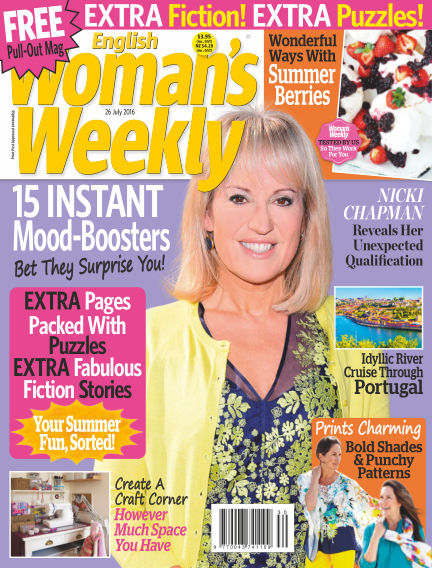 Woman's Weekly - UK July 20, 2016 00:00