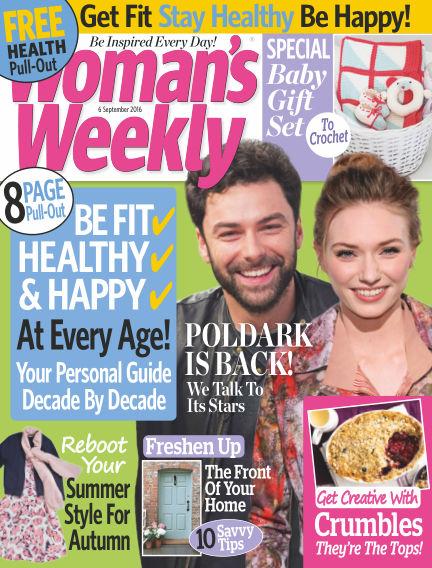 Woman's Weekly - UK August 31, 2016 00:00