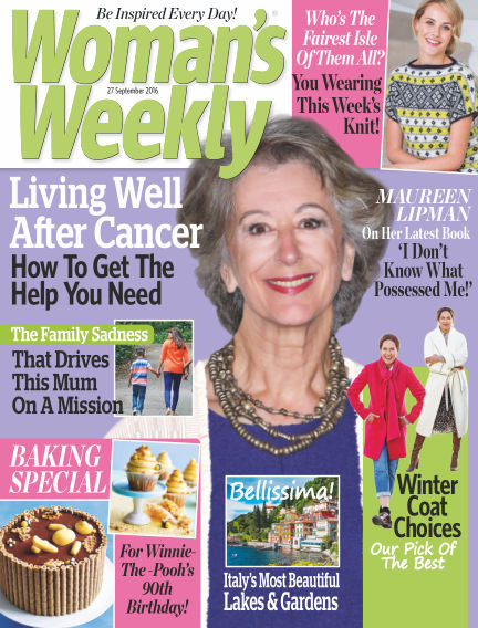 Woman's Weekly - UK September 21, 2016 00:00