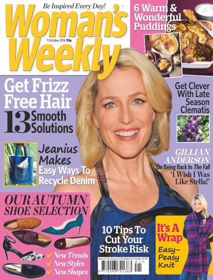 Woman's Weekly - UK October 05, 2016 00:00
