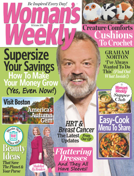 Woman's Weekly - UK October 12, 2016 00:00