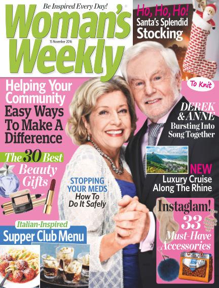 Woman's Weekly - UK November 09, 2016 00:00
