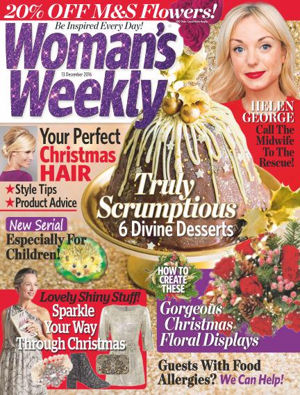 Woman's Weekly - UK December 07, 2016 00:00