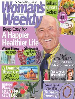 Woman's Weekly - UK 17th January 2017