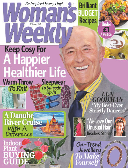 Woman's Weekly - UK January 11, 2017 00:00