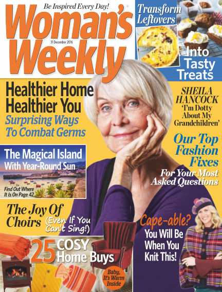 Woman's Weekly - UK December 28, 2016 00:00