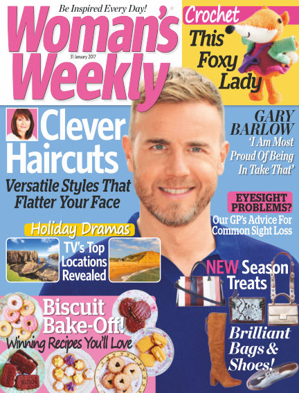 Woman's Weekly - UK January 25, 2017 00:00