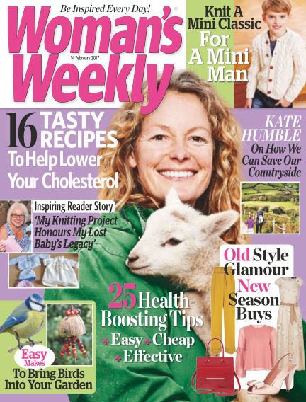 Woman's Weekly - UK February 08, 2017 00:00
