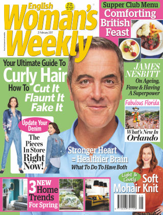 Woman's Weekly - UK 21st February 2017