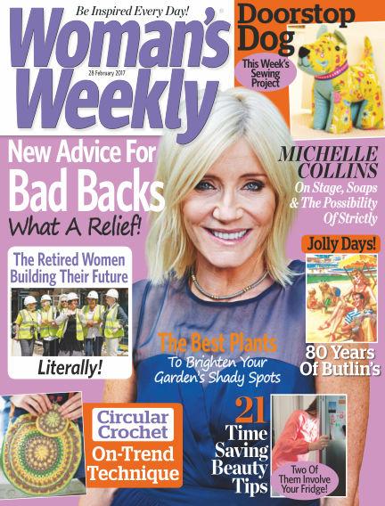 Woman's Weekly - UK February 22, 2017 00:00
