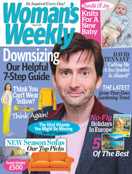 Woman's Weekly - UK March 01, 2017 00:00