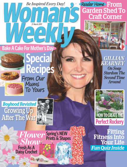 Woman's Weekly - UK March 15, 2017 00:00