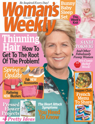 Woman's Weekly - UK 28th March 2017