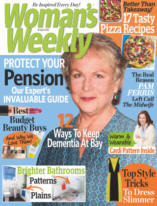 Woman's Weekly - UK 18th April 2017