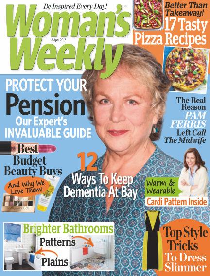 Woman's Weekly - UK April 12, 2017 00:00