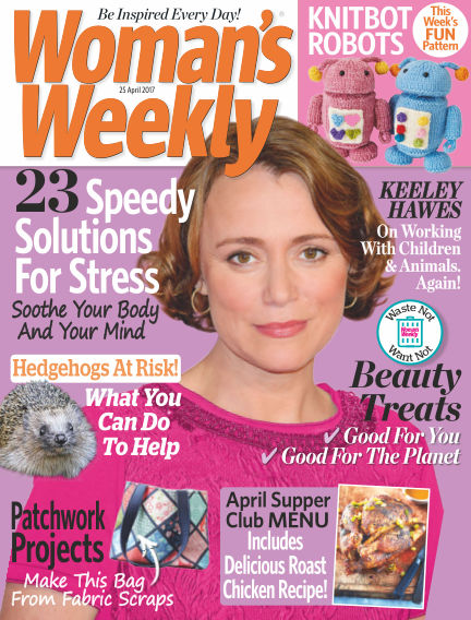 Woman's Weekly - UK April 19, 2017 00:00