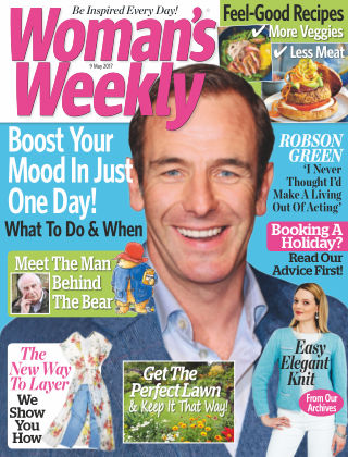 Woman's Weekly - UK 9th May 2017