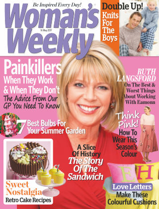 Woman's Weekly - UK 16th May 2017