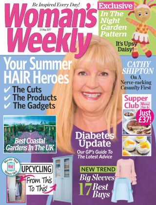 Woman's Weekly - UK 23rd May 2017