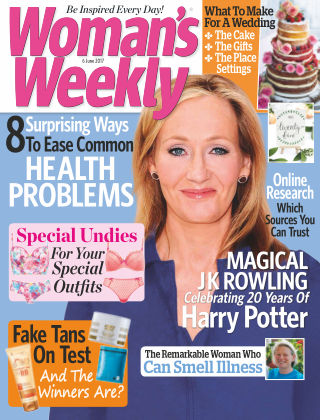 Woman's Weekly - UK 6th June 2017