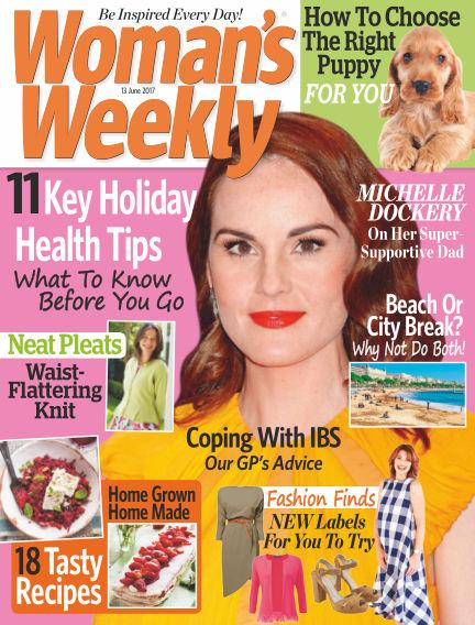 Woman's Weekly - UK June 07, 2017 00:00