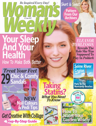 Woman's Weekly - UK 27th June 2017