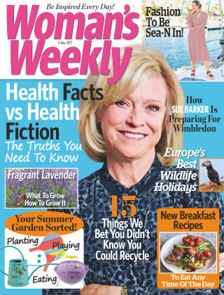 Woman's Weekly - UK 4th July 2017