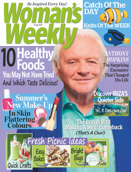 Woman's Weekly - UK July 05, 2017 00:00