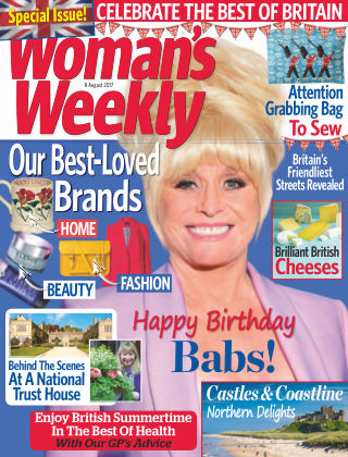 Woman's Weekly - UK 8th August 2017