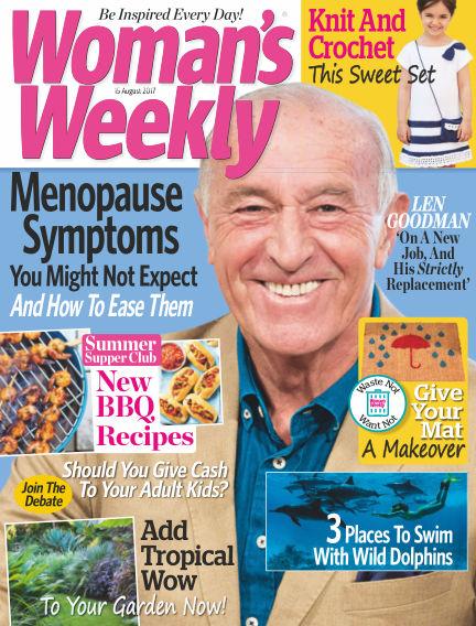 Woman's Weekly - UK August 09, 2017 00:00
