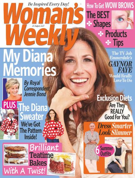 Woman's Weekly - UK August 23, 2017 00:00
