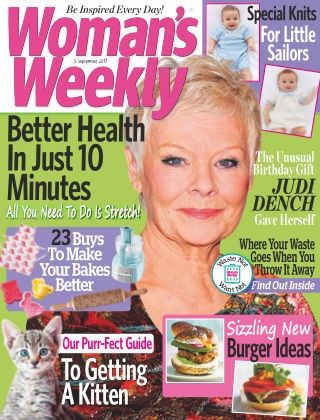 Woman's Weekly - UK 5th September 2017