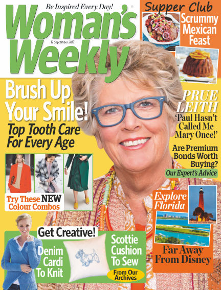 Woman's Weekly - UK September 06, 2017 00:00